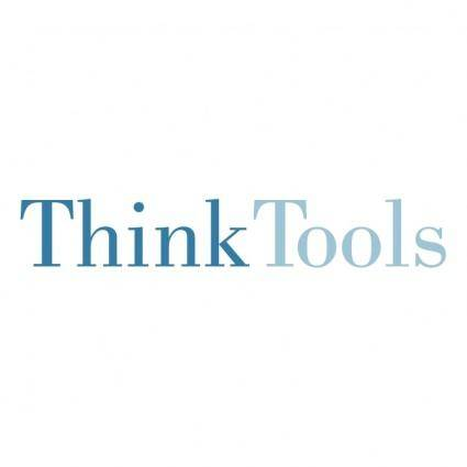 free vector Think tools