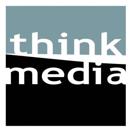 free vector Think media