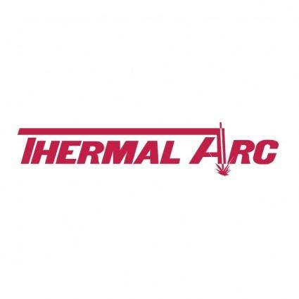 free vector Thermal arc 1