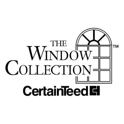 free vector The window collection
