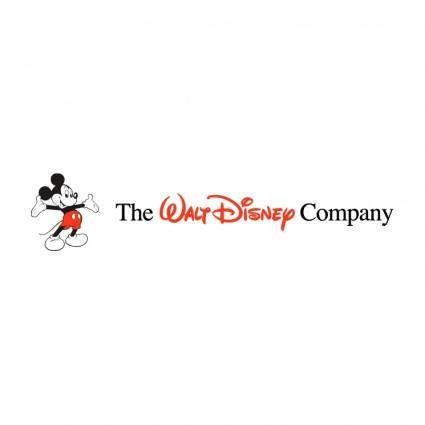 free vector The walt disney company 0