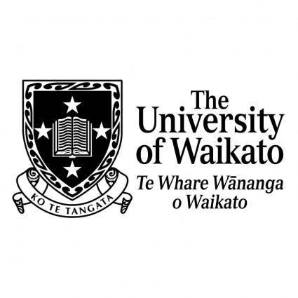 free vector The university of vaikato