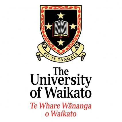 The university of vaikato 0