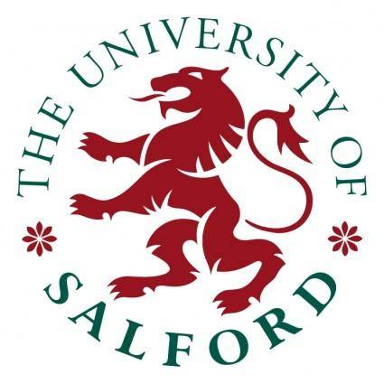 The university of salford 0