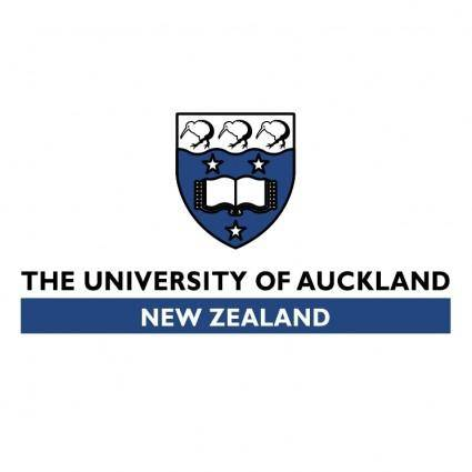 free vector The university of auckland 0