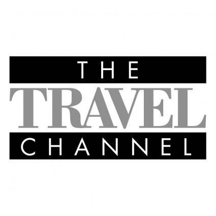free vector The travel channel