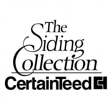 The siding collection