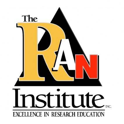free vector The ran institute