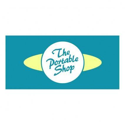 The portable shop