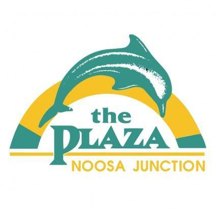 free vector The plaza