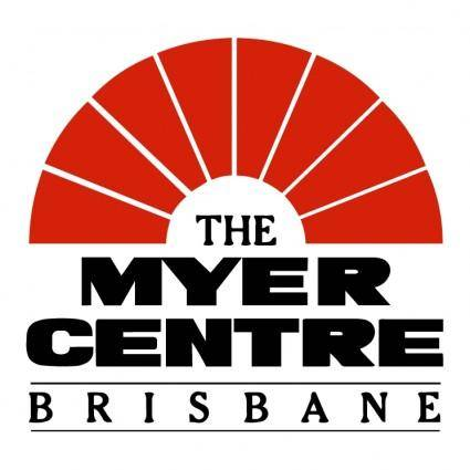 free vector The myer centre brisbane