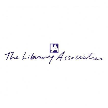 free vector The library association