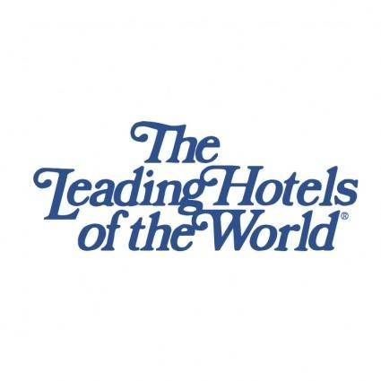 The leading hotels of the world 0