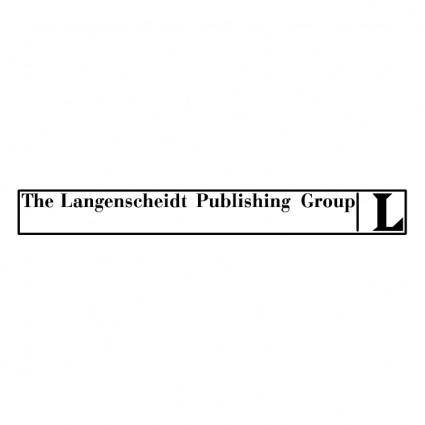 The langenscheidt publishing group