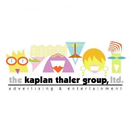 free vector The kaplan thaler group