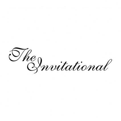The invitational