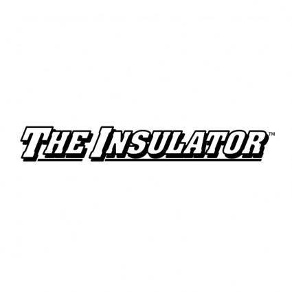 The insulator