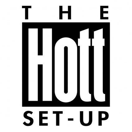 free vector The hott set up