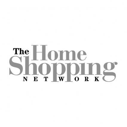 free vector The home shopping network