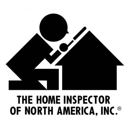 free vector The home inspector of north america