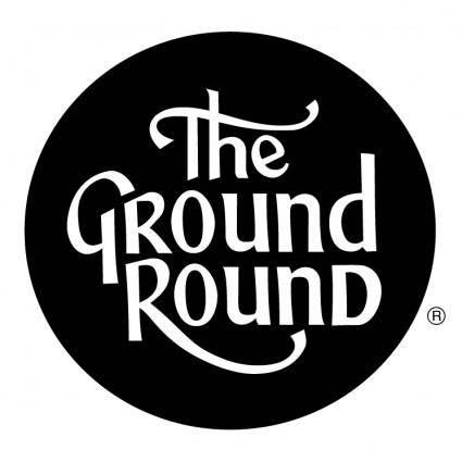 free vector The ground round