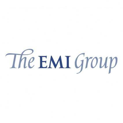 free vector The emi group