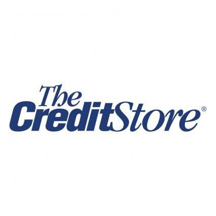 The credit store