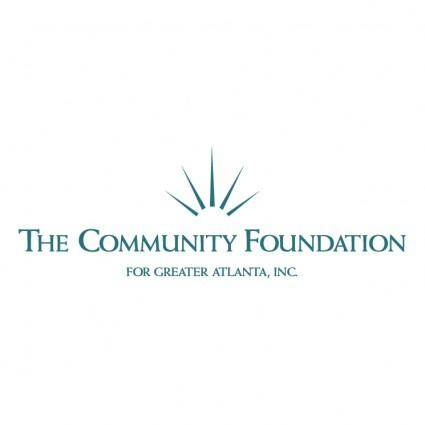 free vector The community foundation