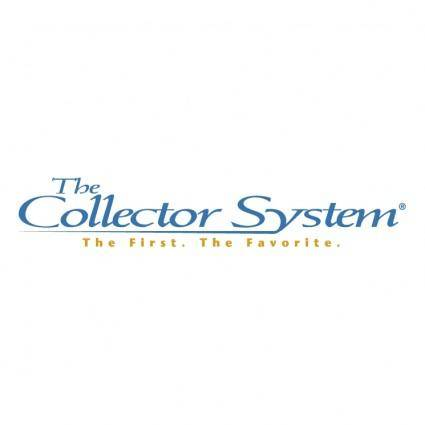 free vector The collector system
