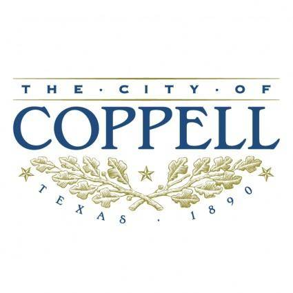 free vector The city of coppell 0