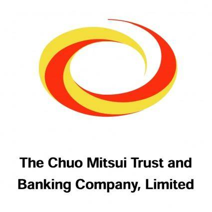 free vector The chuo mitsui trust and banking company