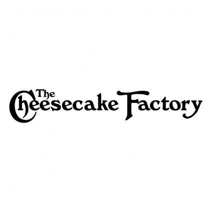 free vector The cheesecake factory