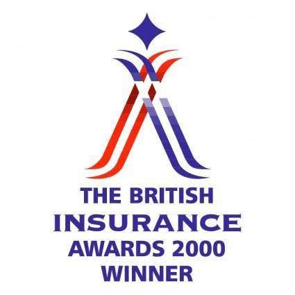 free vector The british insurance awards 0