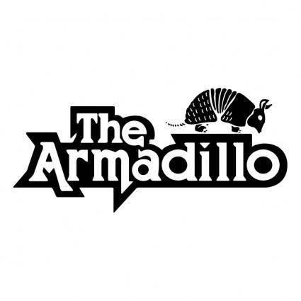 free vector The armadillo