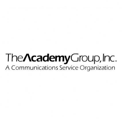 free vector The academy group
