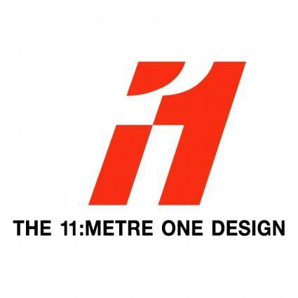 The 11metre one design