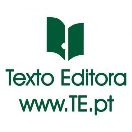 Texto editora