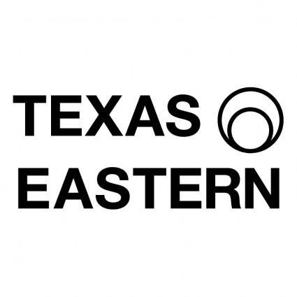 free vector Texas eastern