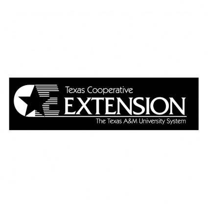 free vector Texas cooperative extension