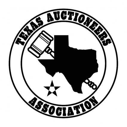 free vector Texas auctioneers association