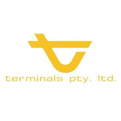 free vector Terminals pty ltd