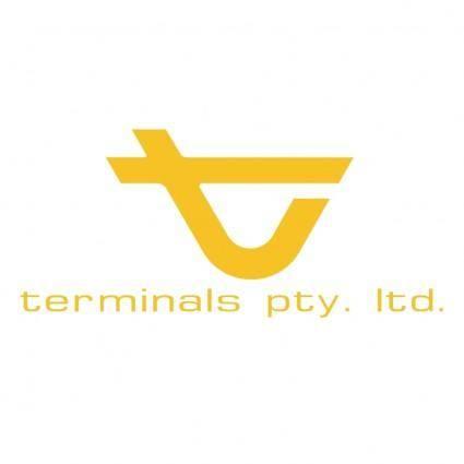free vector Terminals pty ltd
