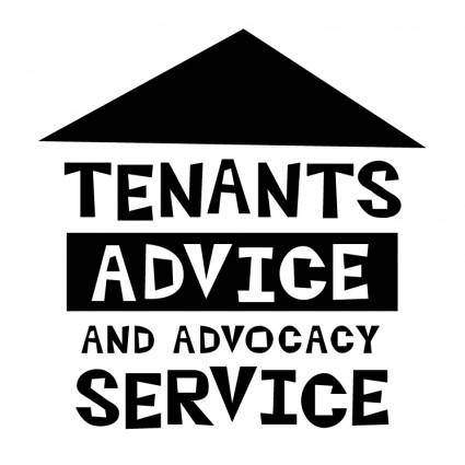 free vector Tenants advice and advocacy services