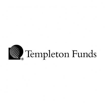 free vector Templeton funds