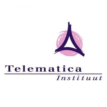 free vector Telematica instituut