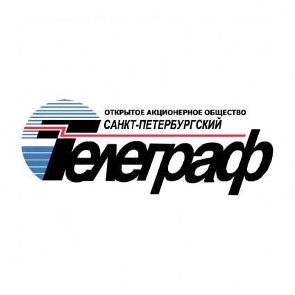 free vector Telegraf sankt petersburg