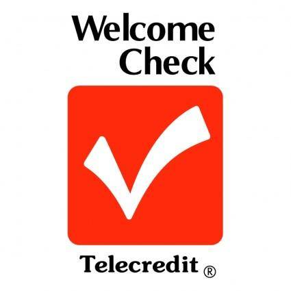 free vector Telecredit 0