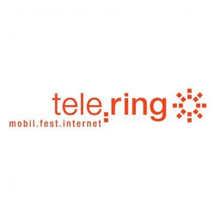free vector Tele ring