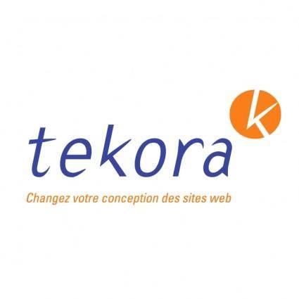 free vector Tekora