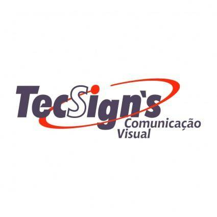 free vector Tecsigns